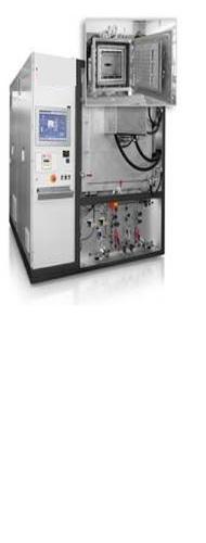 Chamber furnace, metal insulation (HTK)