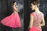 Light Pink Super Net Gown