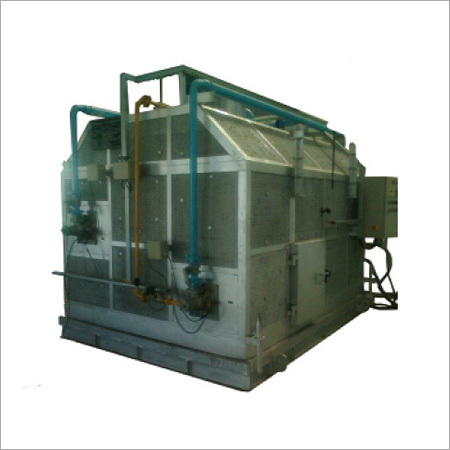 Gas Fired Bell Furnace