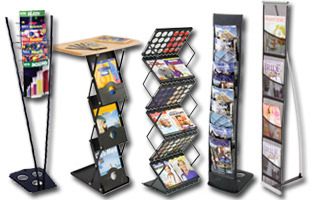 Magazine Display Stands