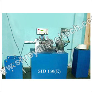 Roll To Roll Label Punching Machine