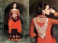 Lehengha Style Straight Mohini Suit