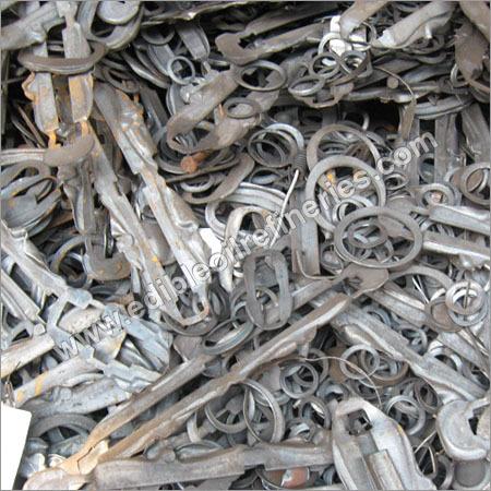 Blue Steel Scrap