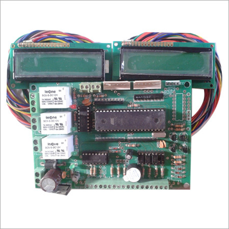 Pass Box Controller Assembly Board