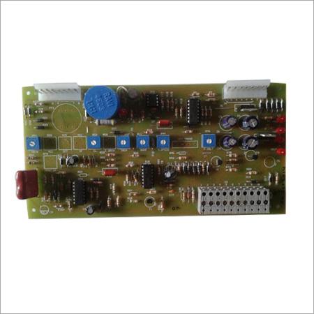 SCR Motor Control Board