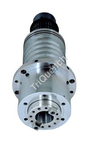 CNC Milling Spindle