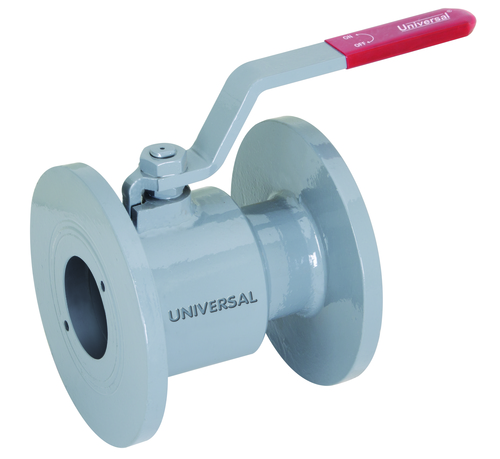 CAST IRON BALL VALVE FLANGED ENDS
