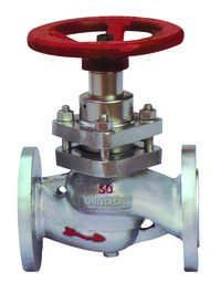 CAST STEEL PISTON VALVE FLANGED ENDS