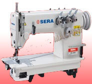 Single / Double / Three Needle Chain Stitch Machine