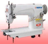 Single Needle Lockstitch Flatbed Machine