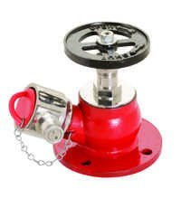STAINLESS STEEL FIRE HYDRANT VALVE FLANGED ENDS