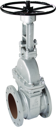 CAST STEEL (WCB) GATE VALVE FLANGED ENDS