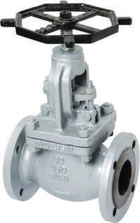 CAST STEEL (WCB) GLOBE VALVE FLANGED ENDS ASA 150#