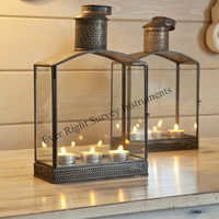 Decorative Candle Lantern