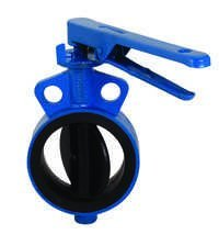 CAST IRON BUTTERFLY VALVE CAST IRON DISC WAFER TYPE