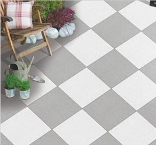 400 X 400 Granula Series Floor Tiles