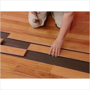 Wood Flooring Work