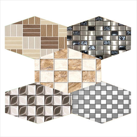 Kitchen Highlighters Tiles