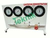 Cavitation Demonstration Unit
