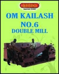 OM KAILASH NO.6 DOUBLE MILL Sugarcane Crusher