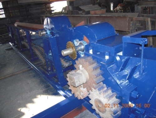 Double Mill Sugarcane Crusher