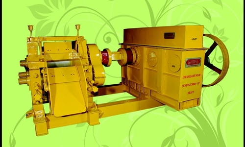 Single Mill Sugarcane Crusher Machine