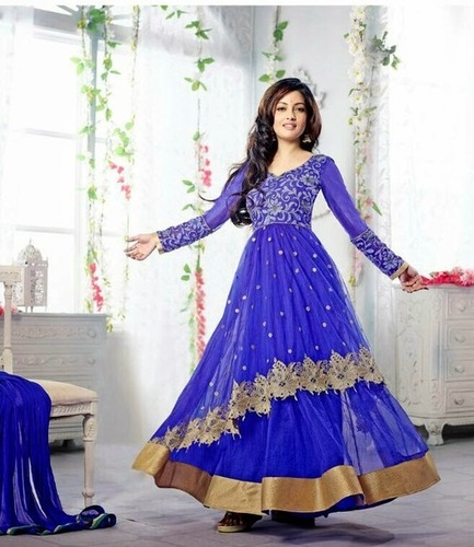 Trendy Anarkali With New Look In low Price