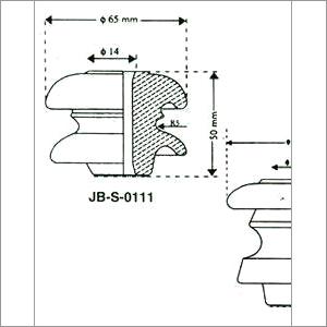 Electrical Porcelain Insulators