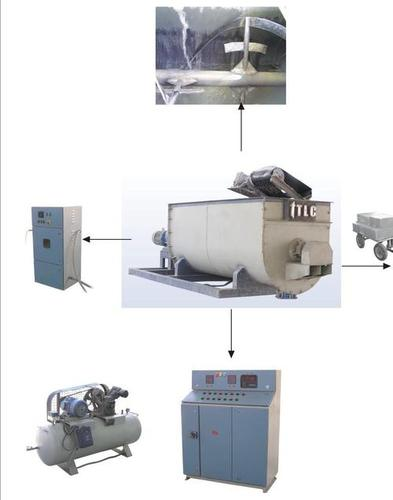 Light Weight Block Making Machine