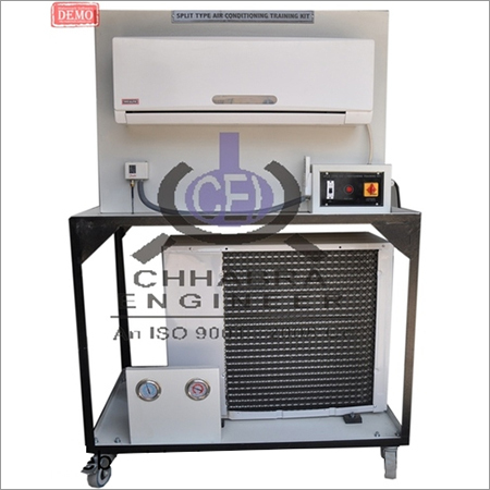 SPLIT-TYPE AIR CONDITIONING TRAINING KIT