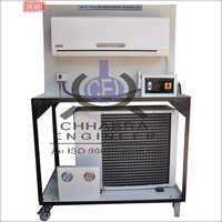 Split Type Air Conditioning Training Kit