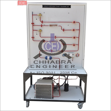 SPLIT-TYPE HEAT PUMP TRAINING KIT