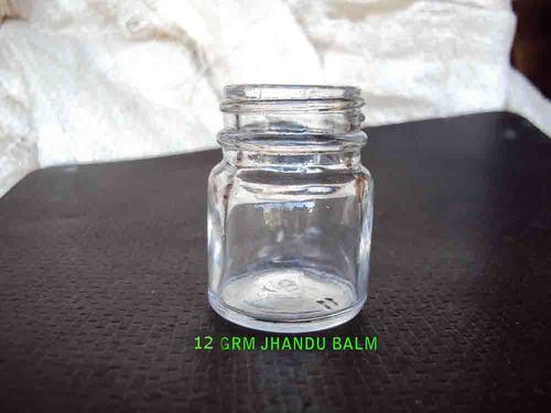 Zandu Glass Bottle