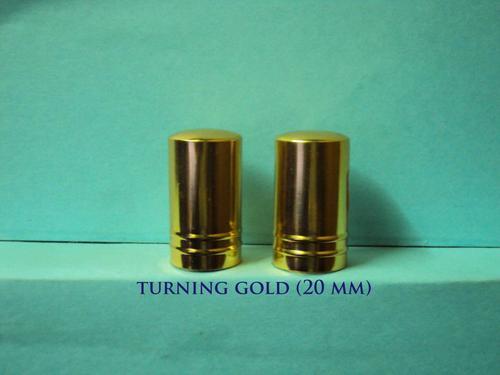 Golden Perfume Caps