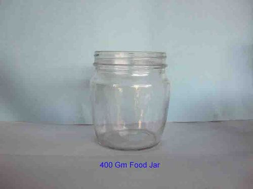 400 gm Glass Jam Jar