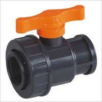 Single Union Ball Valves