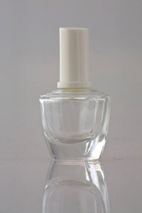Nail Polish Container With Cap