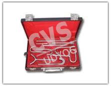 CVS 129 Obstetrical instrument set