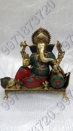 RECLINING PILLOW GANESH 16INCH