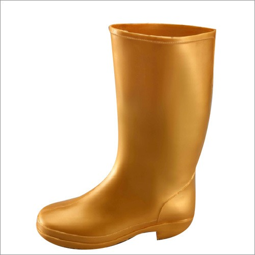 Safety  Golden Gum Boot