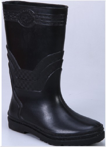 Bullet Black Size 5 to 11 Height 12 Inch