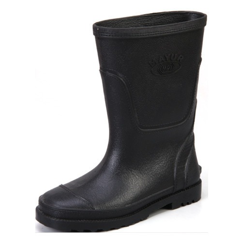 Chetak Black Size 6 to 10  Height 11 Inch
