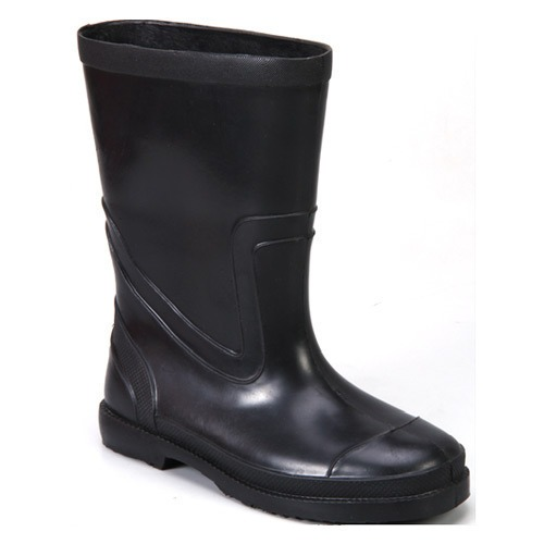 Samson Black Size 6 to 10 Height 10.5 Inch