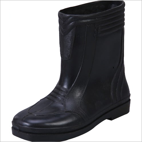 Disco Black Size 5 to 10 Height 9 Inch
