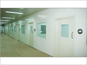 Pharma Clean Rooms