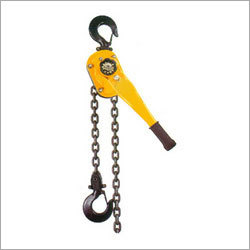 Link Chain Manual Ratchet Lever Hoist