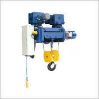 Compact Wire Rope Hoist (Indef)