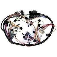 Two wheeler wiring harness