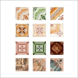 Non Digital Floor Tiles
