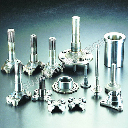 Machine Components & Assemblies